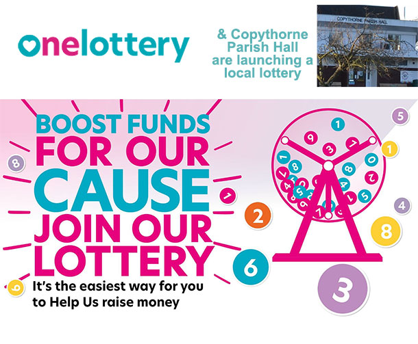 Boost funds for our cause. Join our lottery